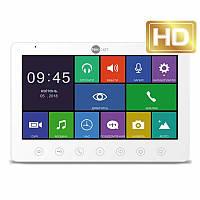 """Цветной ультратонкий видеодомофон NeoLight Gamma HD 10"""" TFT LCD, Full HD, подсветка кнопок"""