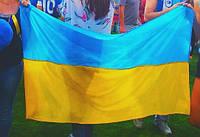 Флаг Украины 90*140 см
