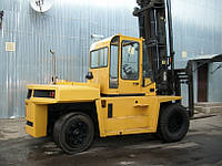 Погрузчик Caterpillar DP135, дизель, 13.5т