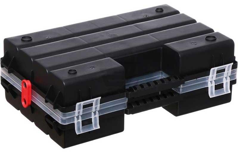 Органайзер пластиковый с регулируемыми секциями Tandem A300/B300 Twin, 284x192x100, HAISSER (90006)