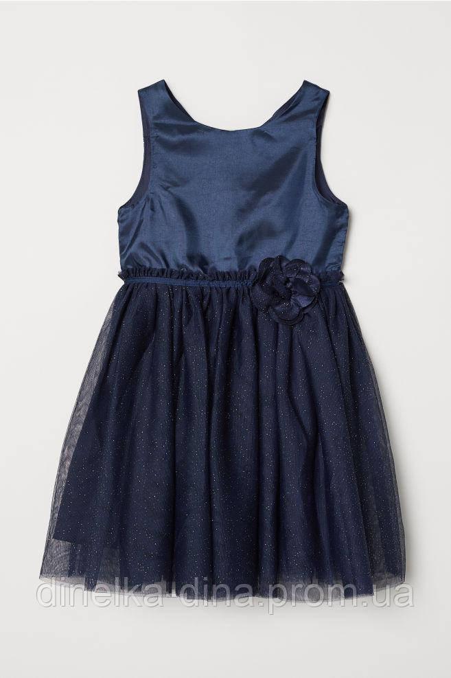 Нарядне плаття на дівчинку від H&M 1,5-2,2-3,4-5,6-7,7-8,8-9 лет
