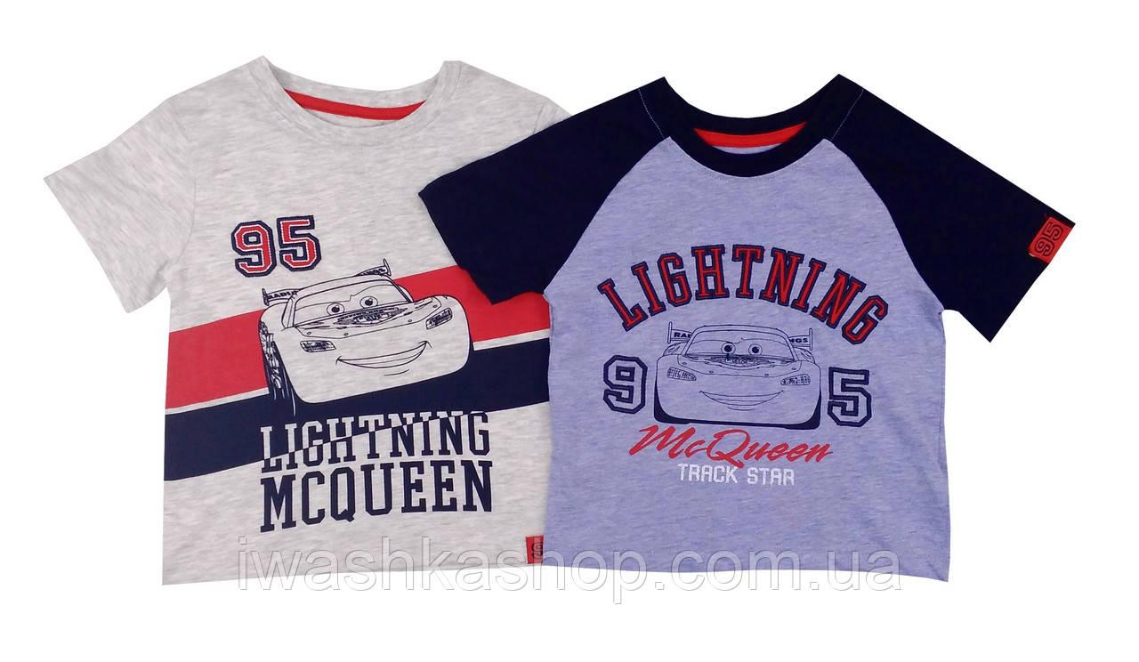 Комплект стильных футболок на мальчика 2 - 3 лет, 98 р. Disney / Pixar, Primark