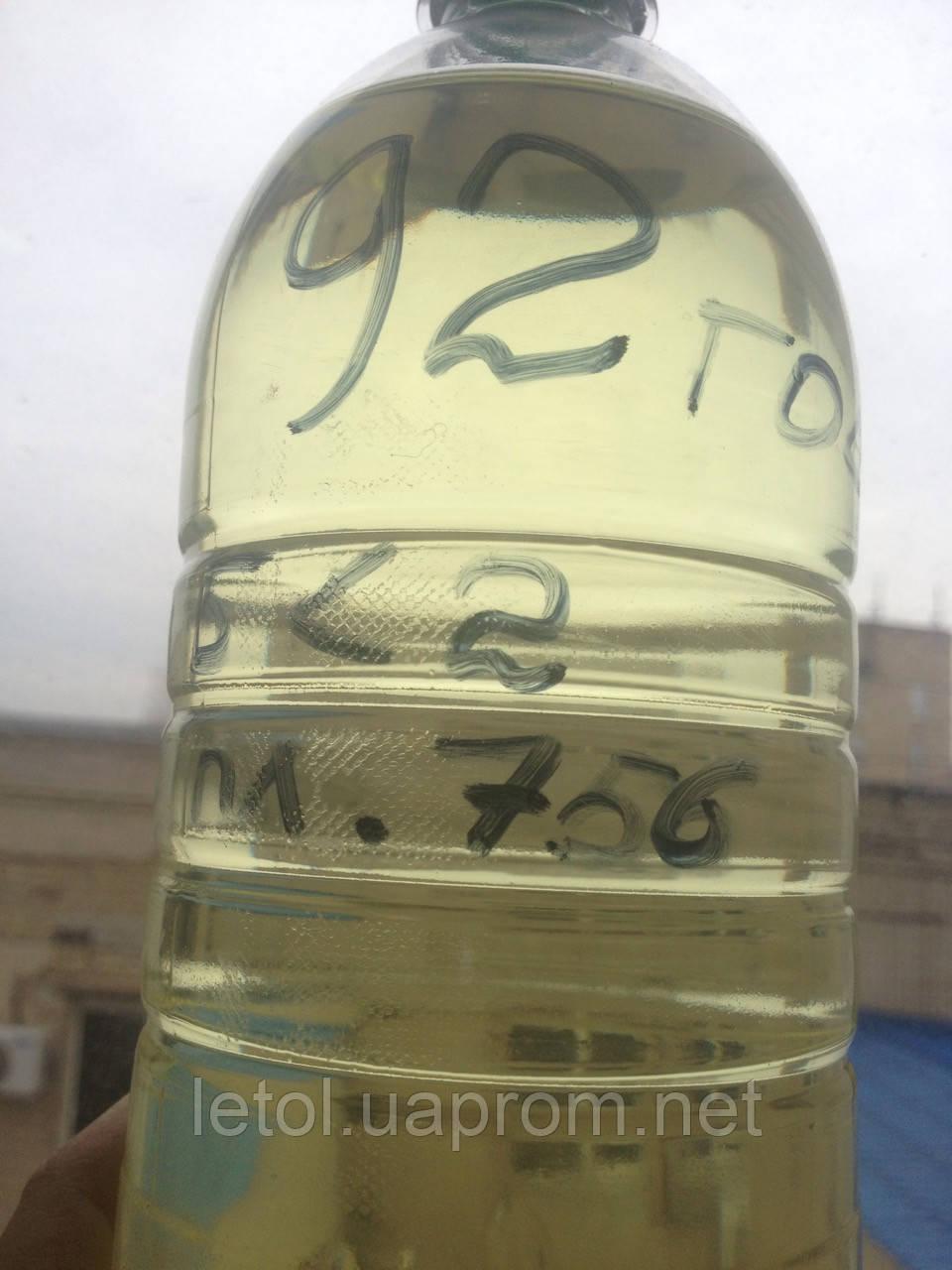 Бензин 92 и 95 (Украинский НПЗ)