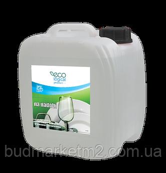 KRYSTAL для миття посуду ECO 10 л