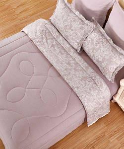 Уникальный набор постельного белья Kazanov.A Dolce Fiore Маура с одеялом в комплекте