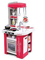 Кухня детская интерактивная с звуковыми эффектами Tefal Studio Smoby 311022