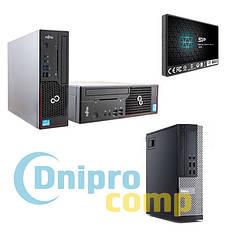 Компактный Компьютер с новым SSD диском