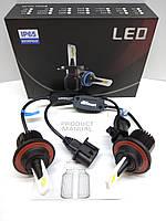 LED светодиодные авто лампы M1 CSP Южная Корея, H13, 8000 Люмен, 40Вт, 9-32В, фото 1