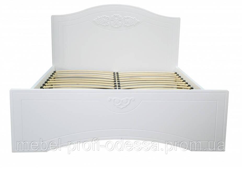 Двуспальная Кровать Анжелика 1400  Неман