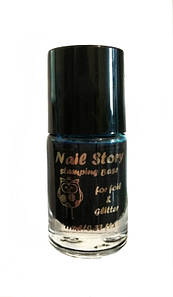 Стемпинг база Nail Story для фольги, втирки, глиттера