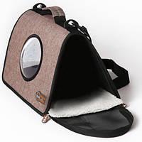 K&H Lookout сумка-переноска для котов S/L