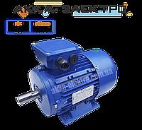 Электродвигатель 2.2 кВт 1000 об/мин АИР100 L6 (ЛАПА)