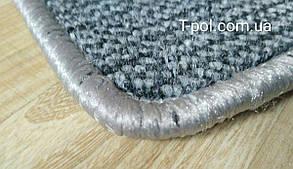 Нагревательный коврик для ног и сушки обуви серый 50см*30см, фото 2