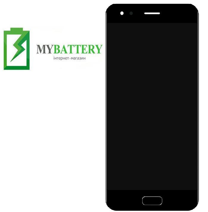 Дисплей (LCD) Asus ZenFone 4 (ZE554KL) с сенсором чёрный