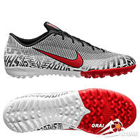 Сороконожки Nike Mercurial VaporX XII Academy NJR TF White/Red/Black