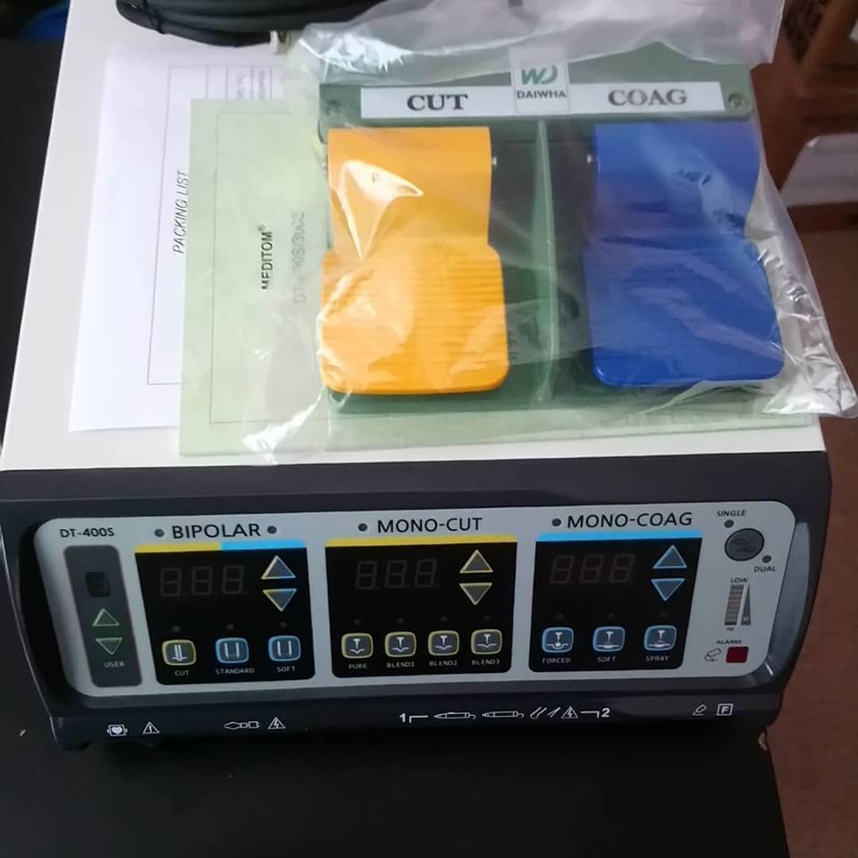 Электрохирургический аппарат MEDITOM DT400S