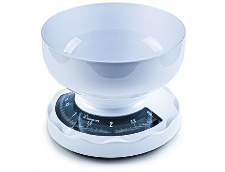Весы кухонные механические Момерт (Momert 6130), пластик, до 3 кг, Венгрия