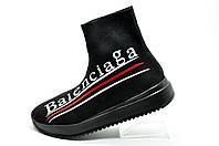Кроссовки женские в стиле Balenciaga, Black (Баленсиага)