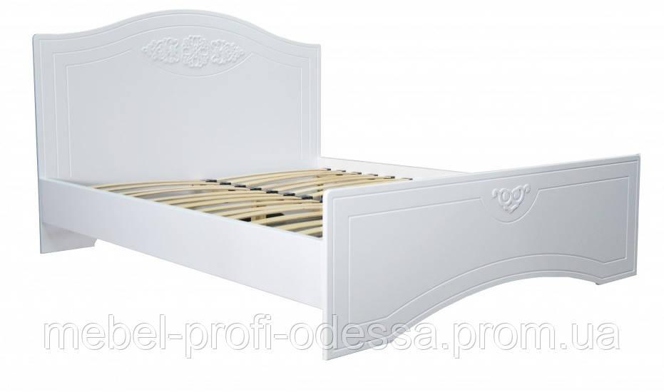 Двуспальная Кровать Анжелика 1600 Неман