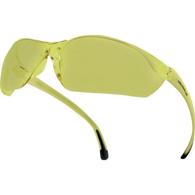 Защита органов зрения  Очки ESSENTIAL MEIA YELLOW