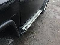 Боковые площадки Maya V2 (2 шт., алюминий) Range Rover Sport 2014+ гг.