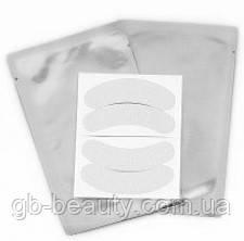 Силіконові подушечки (патчі) для нарощування вій тонкі (2 пари в одній упаковці) (шт)