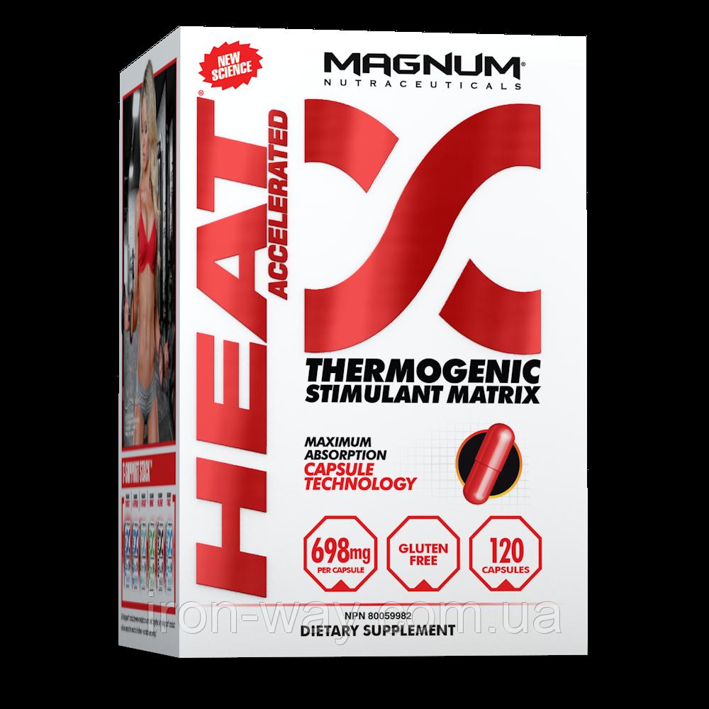 Magnum Heat Accelerated 120 caps