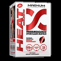 Magnum Heat Accelerated 120 caps, фото 1