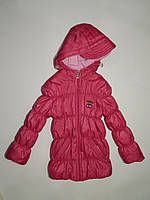 Куртка демисезонная для девочки р.98