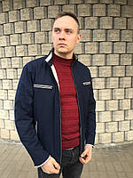 Мужская куртка  ветровка парка весенняя осенняя короткая легкая