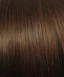Славянские волосы на капсулах 80 см. Цвет #Каштановый, фото 3