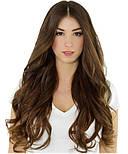 Слов'янські волосся на капсулах 80 див. Колір #Натуральний русявий, фото 3