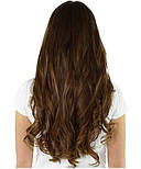 Слов'янські волосся на капсулах 80 див. Колір #Натуральний русявий, фото 4