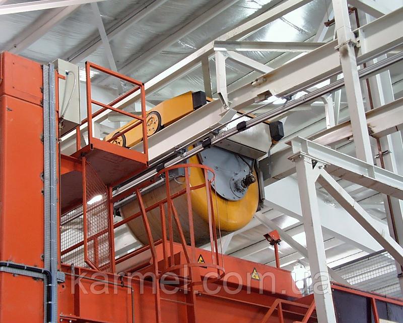 Адресная подача бетонной смеси
