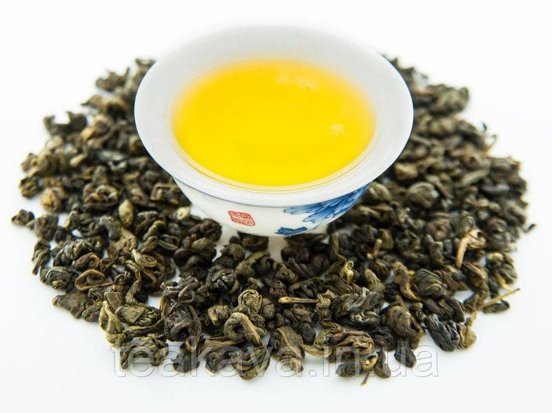 Молочный зеленый (ароматизированный чай), 50 грамм