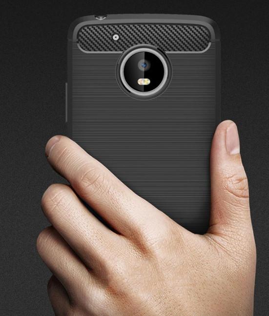 Защитный чехол-накладка Motorola Moto G5 Plus (XT1685)