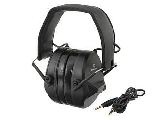 Навушники активні Earmor M30 Black