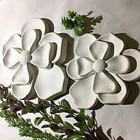 Гипсовая плитка Ландыши- гипсовый декор