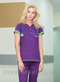 Женская медицинская одежда – сочетание красоты и практичности