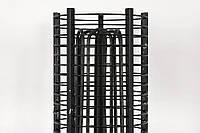 Каменка электрическая для сауны Sawo Tower Heater  TH4-60NS Black, фото 3