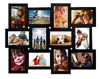 Стильные фото коллажи из дерева на 12 фото 10х15 см, 50х60см , фото 1