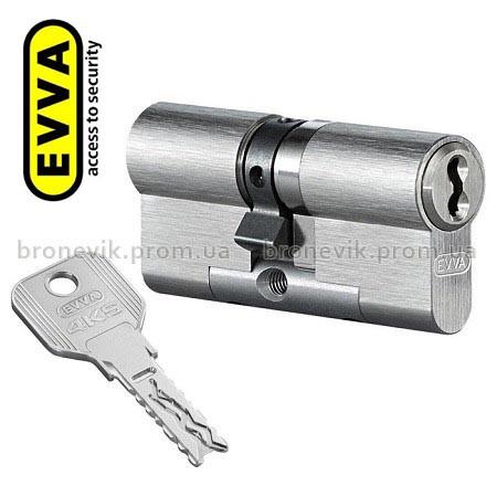 Цилиндр Evva 4KS DZ 137мм 56/81 NI