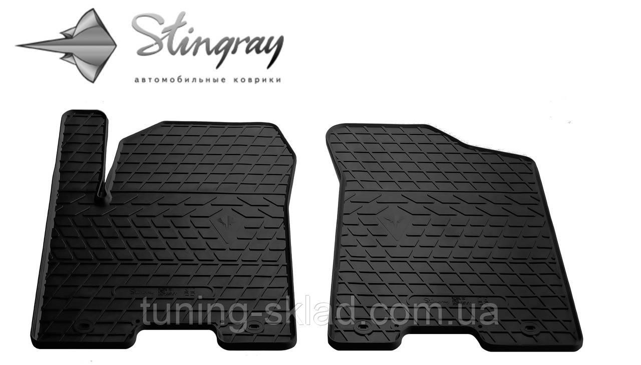 Передние коврики в салон  INFINITI QX56 2010-(Инфинити Кю Икс 56) количество 2 штуки