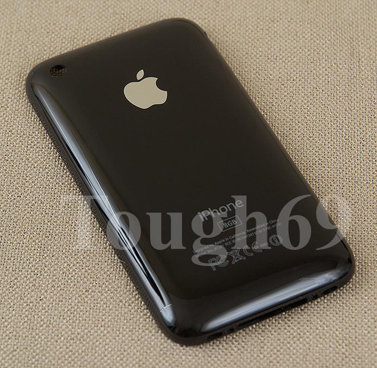 Задняя крышка корпуса iPhone 3G 8GB