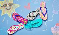 Детская пляжная обувь rider-ipanema