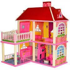 Игровые домики и мебель для кукол