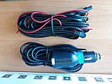 Камера 4,3 зеркало видеорегистратор 2 две камеры с камерой заднего вида регистратор автомобильный, фото 9