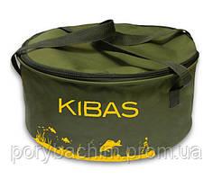 Ведро Kibas D 400 C для прикормки c крышкой