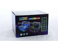 Диско - лазер HJ06, 6 в 1, разные цвета, лазерный проектор, лазер для дискотеки