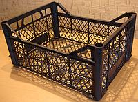 Ящик полипропиленовый чорный (цитрусовый)